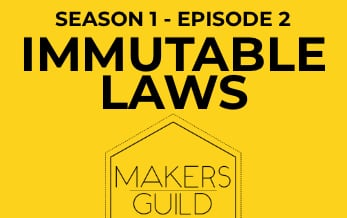 Episode 2: Immutable Laws