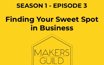 Episode 3: Intro to the Sweet Spot