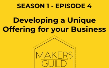 #4: Developing Your Unique Offering